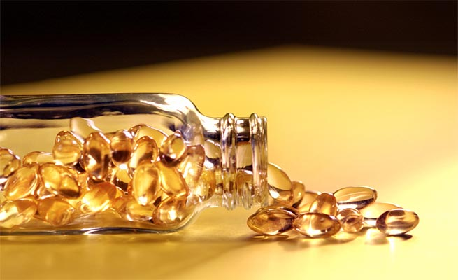 Dietary Supplements for Back Pain