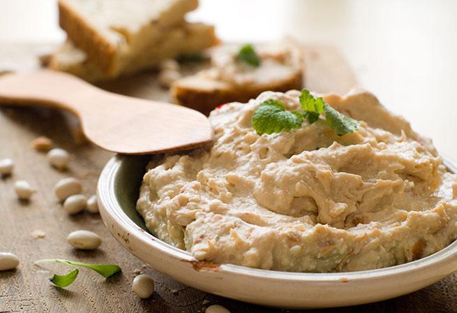How To Make Hummus: Non-grain