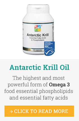 Antarctic Krll Oil