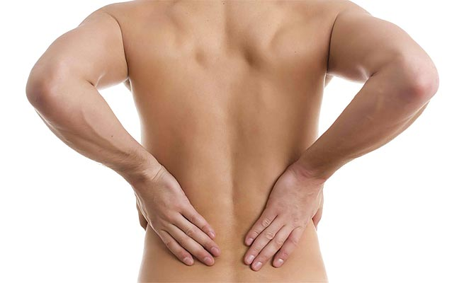 chroncic back pain